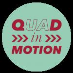 Quad in motion